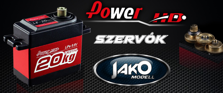 Power HD servo