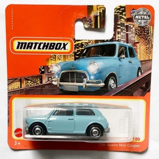 Matchbox Austin Mini Cooper 1964