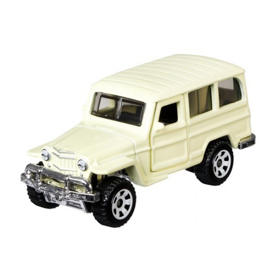 Matchbox Willys Jeep Wagon 1962