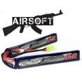 Airsoft Akkumulátorok (LiPo)