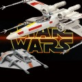 Star Wars - Star Trek Makettek