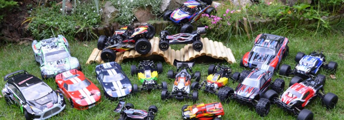 VRX RC autók