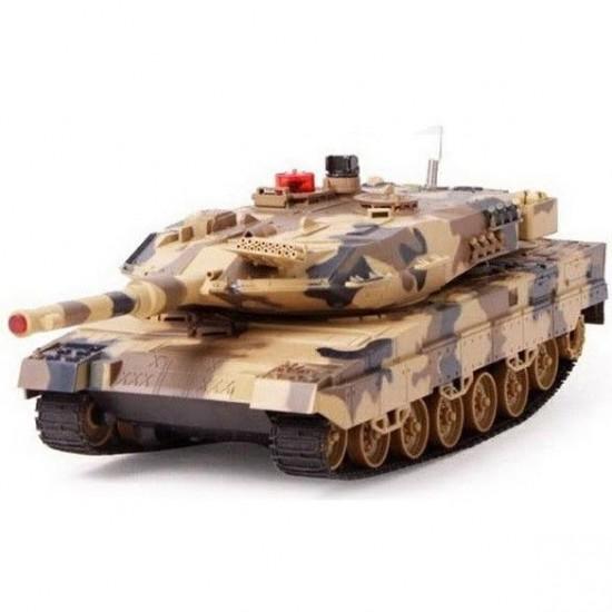 RC tank 1:18 Leopard