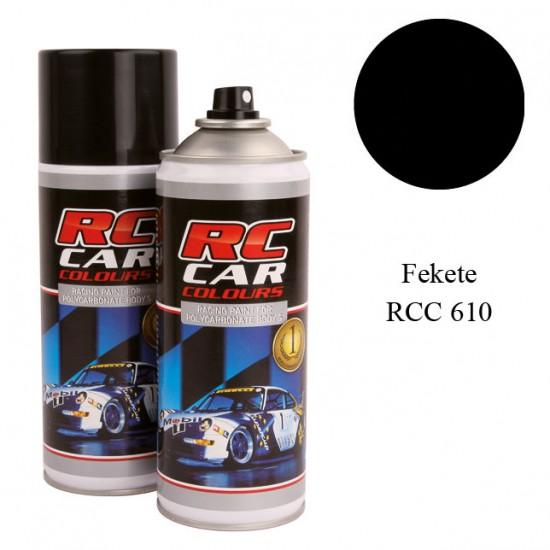 RC Car Colour - fekete 610