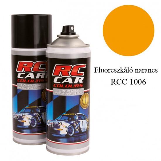 RC Car Colour - Fluoreszkáló narancs 1006