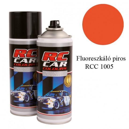 RC Car Colour - Fluoreszkáló piros 1005