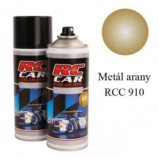 RC Car Colour - metál arany 910