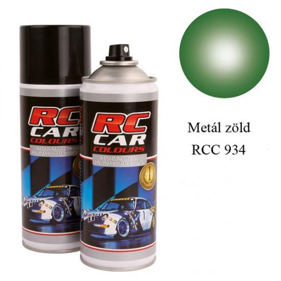 RC Car Colour - metál zöld 934