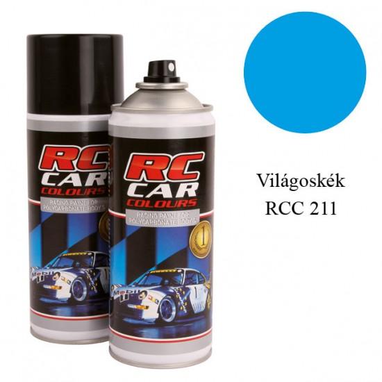 RC Car Colour - világoskék 211