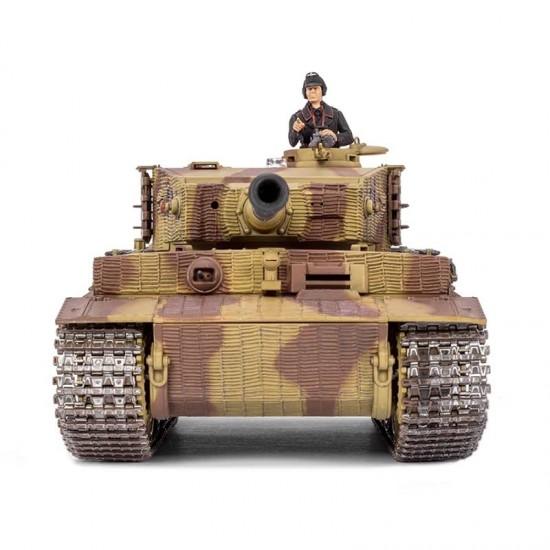 RC tank 1:24 German Tiger I
