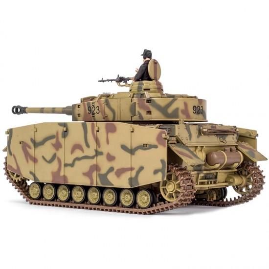 RC tank 1:24 German Panzerkampfwagen