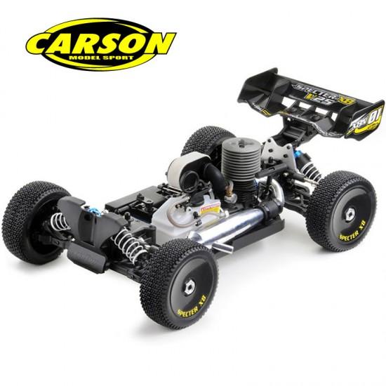 Carson Specter, 8 X8NB V25 2,4 GHz RTR Robbanómotoros autómodell