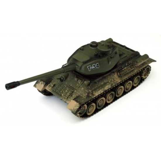 RC Tank - Orosz T-34 1:28  2.4GHz